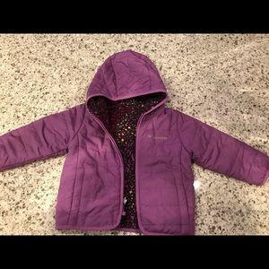 Columbia Toddler Reversible Jacket 12-18 Months